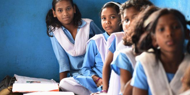 Educating Children is the main Focus !