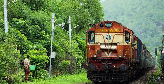 Step towards Improving Indian Railways Safety
