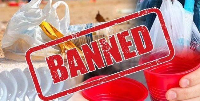 Say no to Plastics !