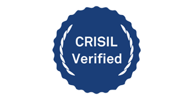 VIVAN Life Sciences is  CRISIL (An S&P Global Company) Verified,          CRISIL (SME*2)Rated and                             NSIC-CRISIL (MSE*2) Rated !!