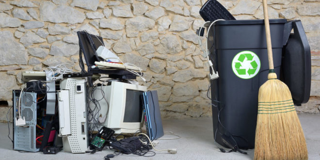 Do you dispose your electronics responsibly?