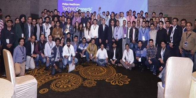 """TechnoConnect""-Knowledge sharing and learning workshop by Philips India !"