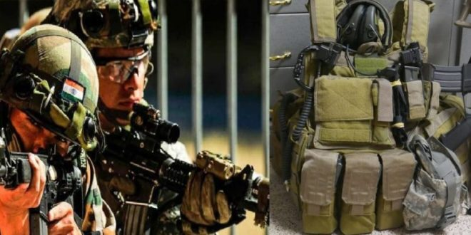18 countries receive Bullet Proof Jackets exported from India !