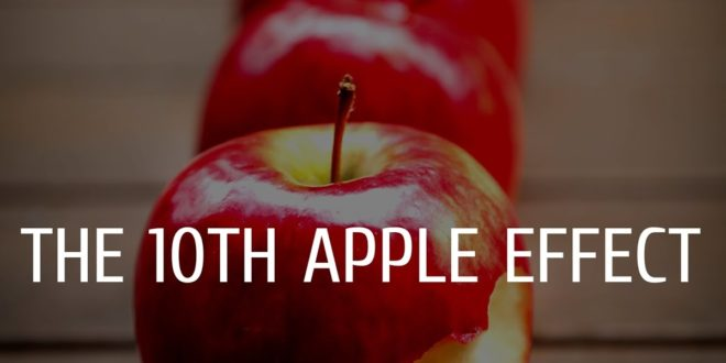The 10th Apple Effect !