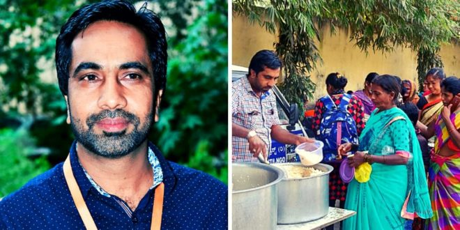 Serving Free Food Daily, this Bengaluru man inspires many !