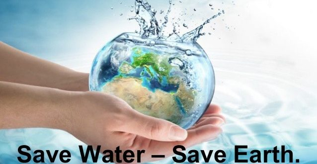 Save Water today or tomorrow you'll pay !