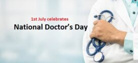 Lets salute all our doctors on this National Doctor's Day in India !