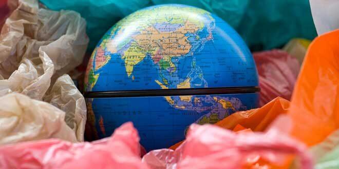Say NO to Plastic : International Plastic Bag Free Day !
