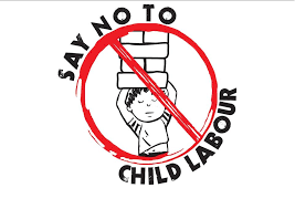 Show a Child love & Care, Child Labor is just not fair !