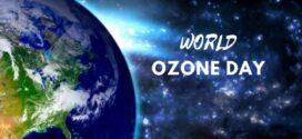 World Ozone Day 2020 !