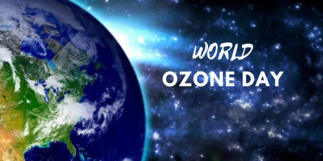 World Ozone Day 2020 !