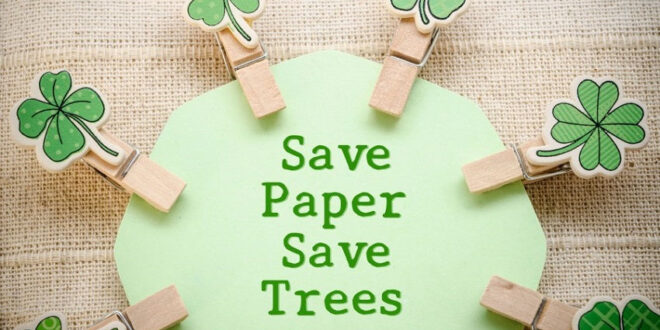 Save a Tree, it won't charge a Fee !