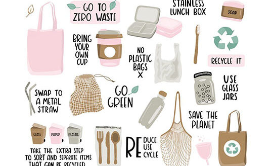 Think outside the trash!