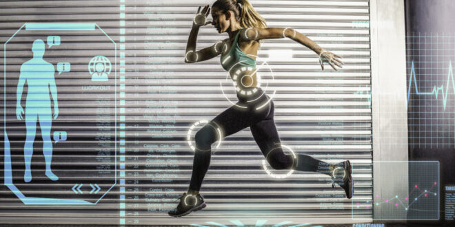 This global pandemic encourages Fitness Technology over the world!