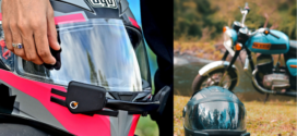 NAVisor-a Helmet that turns into a Navigation Device